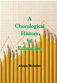 A Chronological History of Education cover image