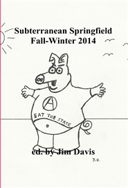 Subterranean Springfield Fall-Winter 2014 cover image