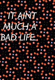 IT AINT MUCH A BAD LIFE cover image