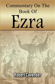 Commentary on the Book of Ezra cover image