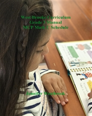 West Brooke Curriculum Grade 3 Manual MCP Math C Schedule cover image