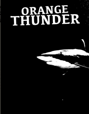 ORANGE THUNDER cover image
