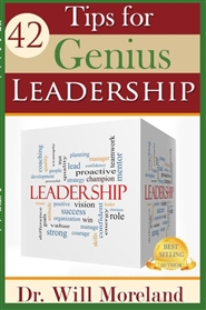 42 Tips For Genius Leaders  cover image