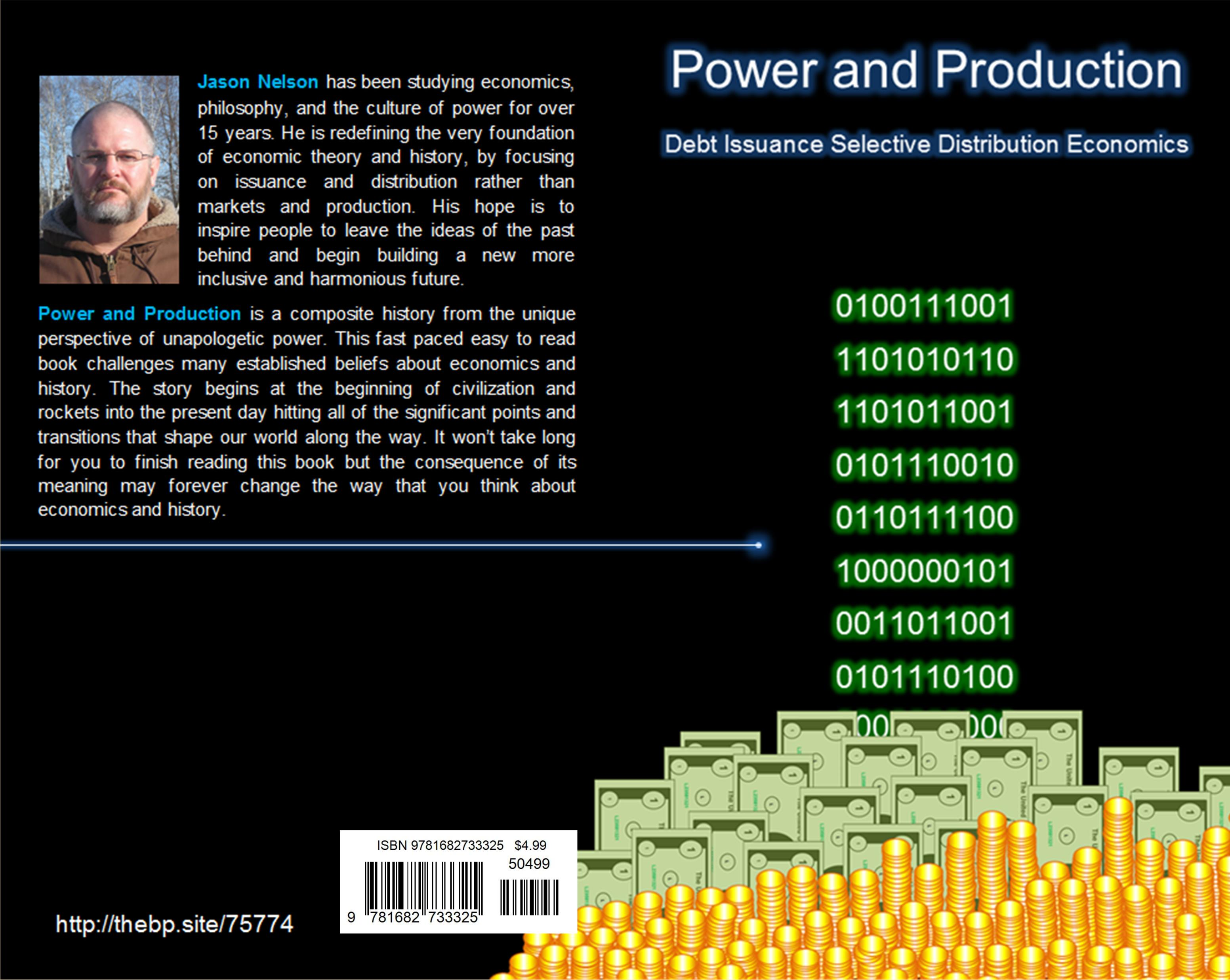 Power and Production cover image