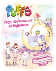 Puffs, the Princess and the Puffabricator cover image
