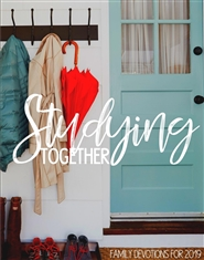 Studying Together: Family Devotions for 2019 cover image