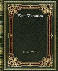 Ann Veronica cover image