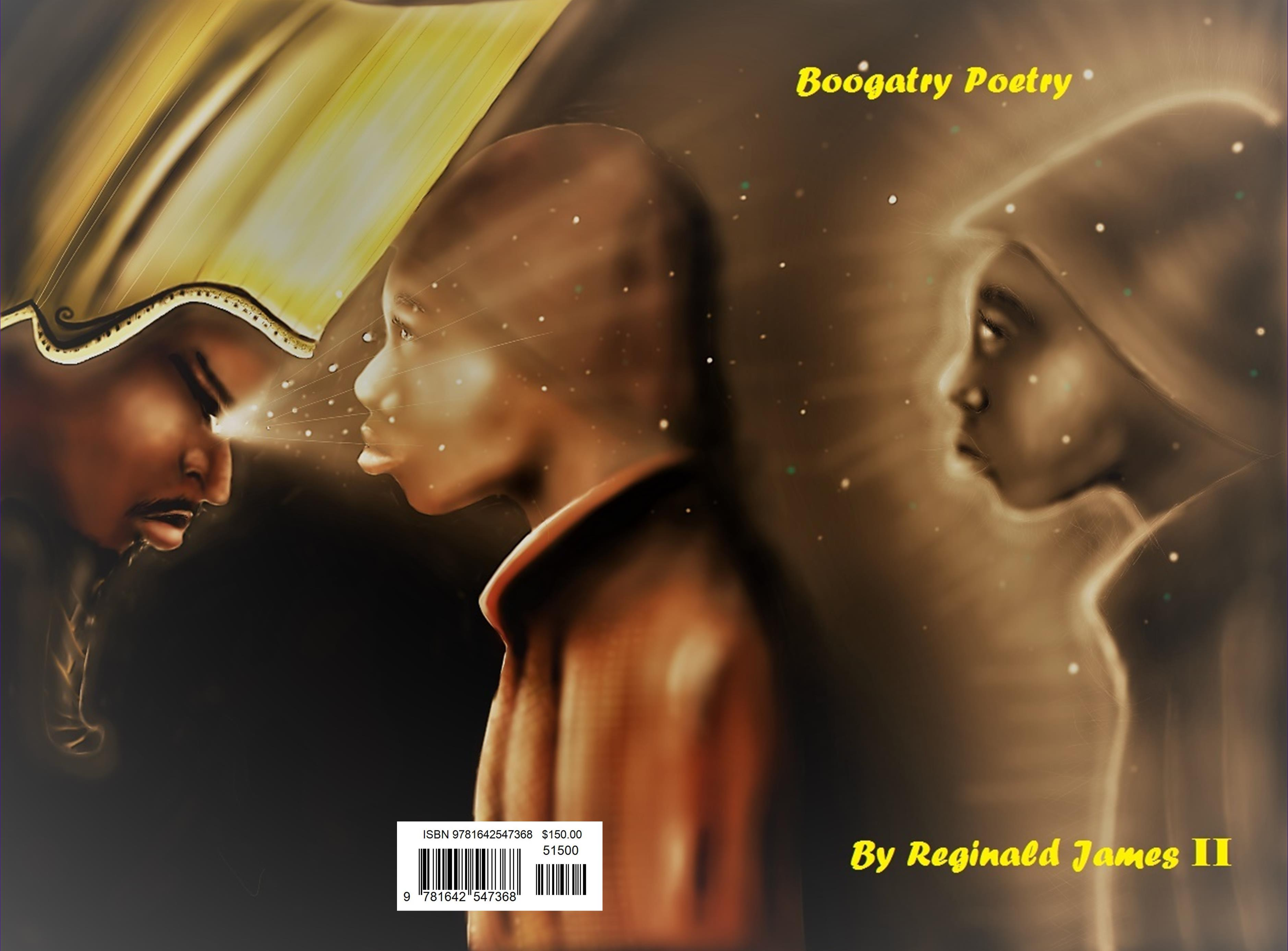 Boogatry poetry cover image