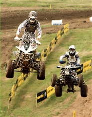 ATV Motocross Journal 2 cover image