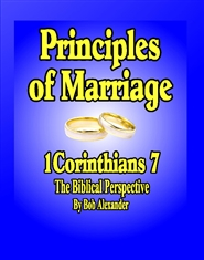 Marriage Principles cover image