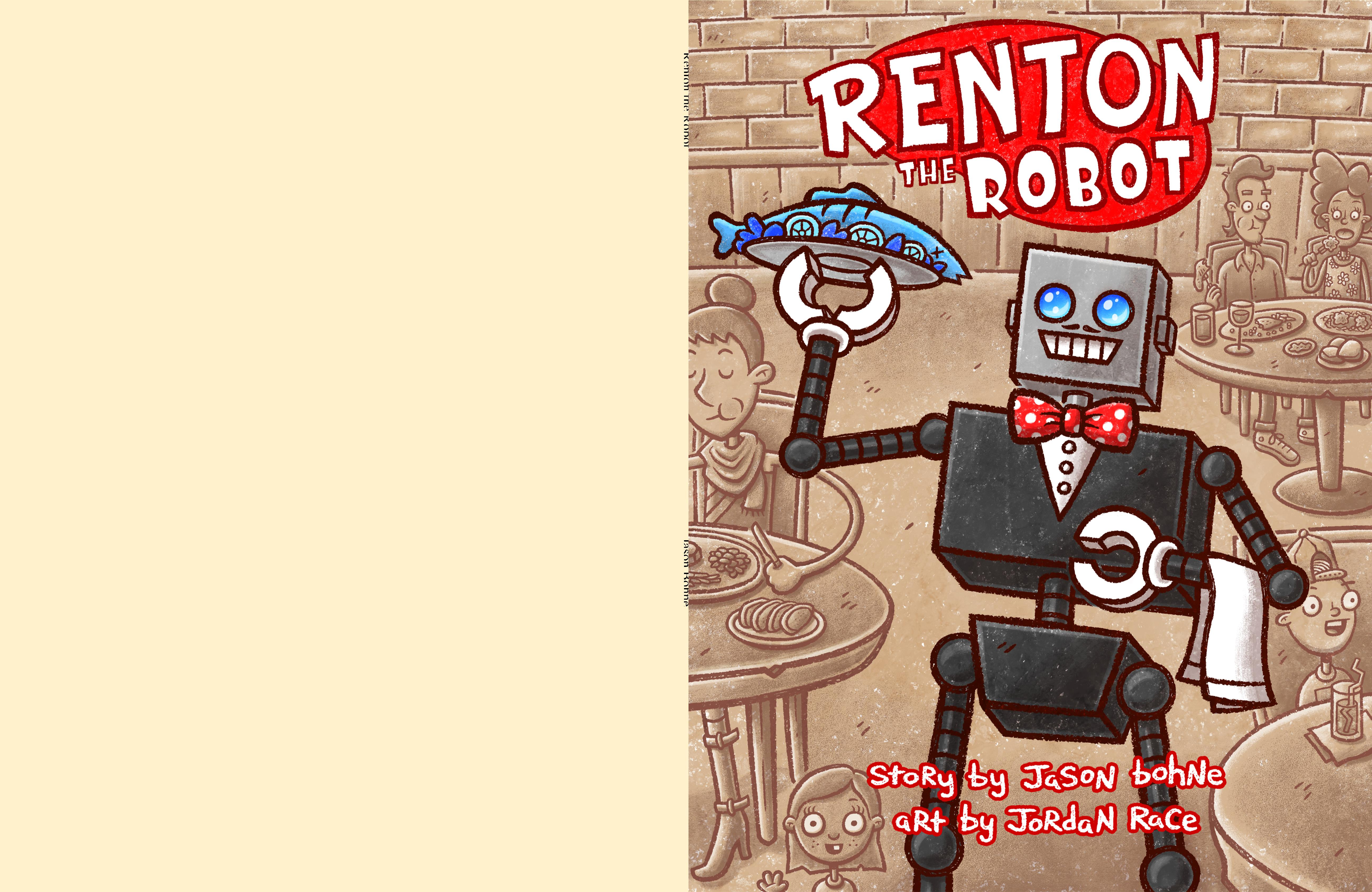 Renton the Robot cover image