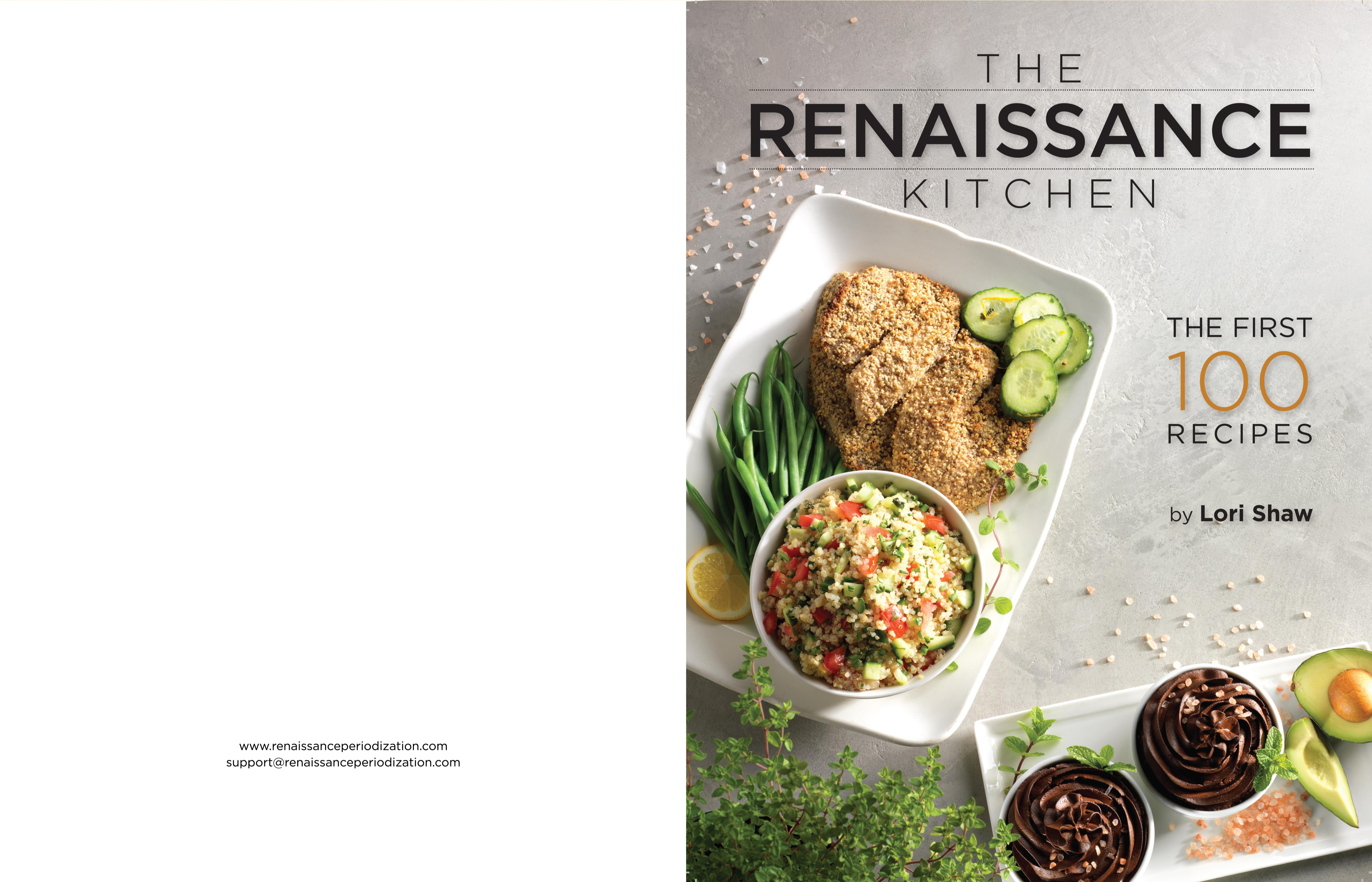 The Renaissance Kitchen cover image