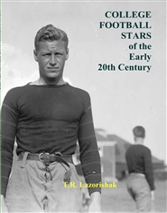 COLLEGE FOOTBALL STARS of the Early 20th Century cover image