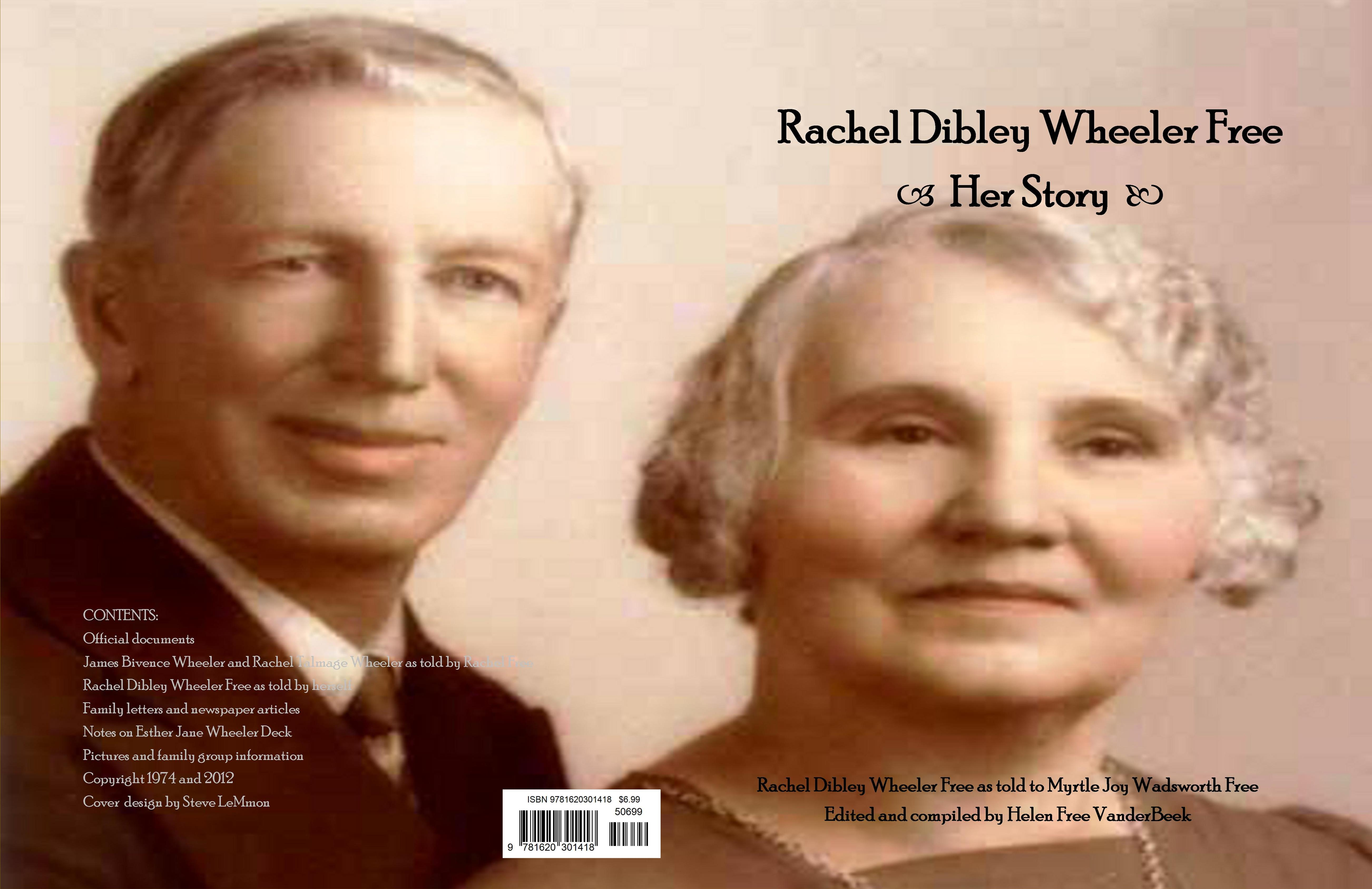 Rachel Dibley Wheeler Free: Her Story cover image