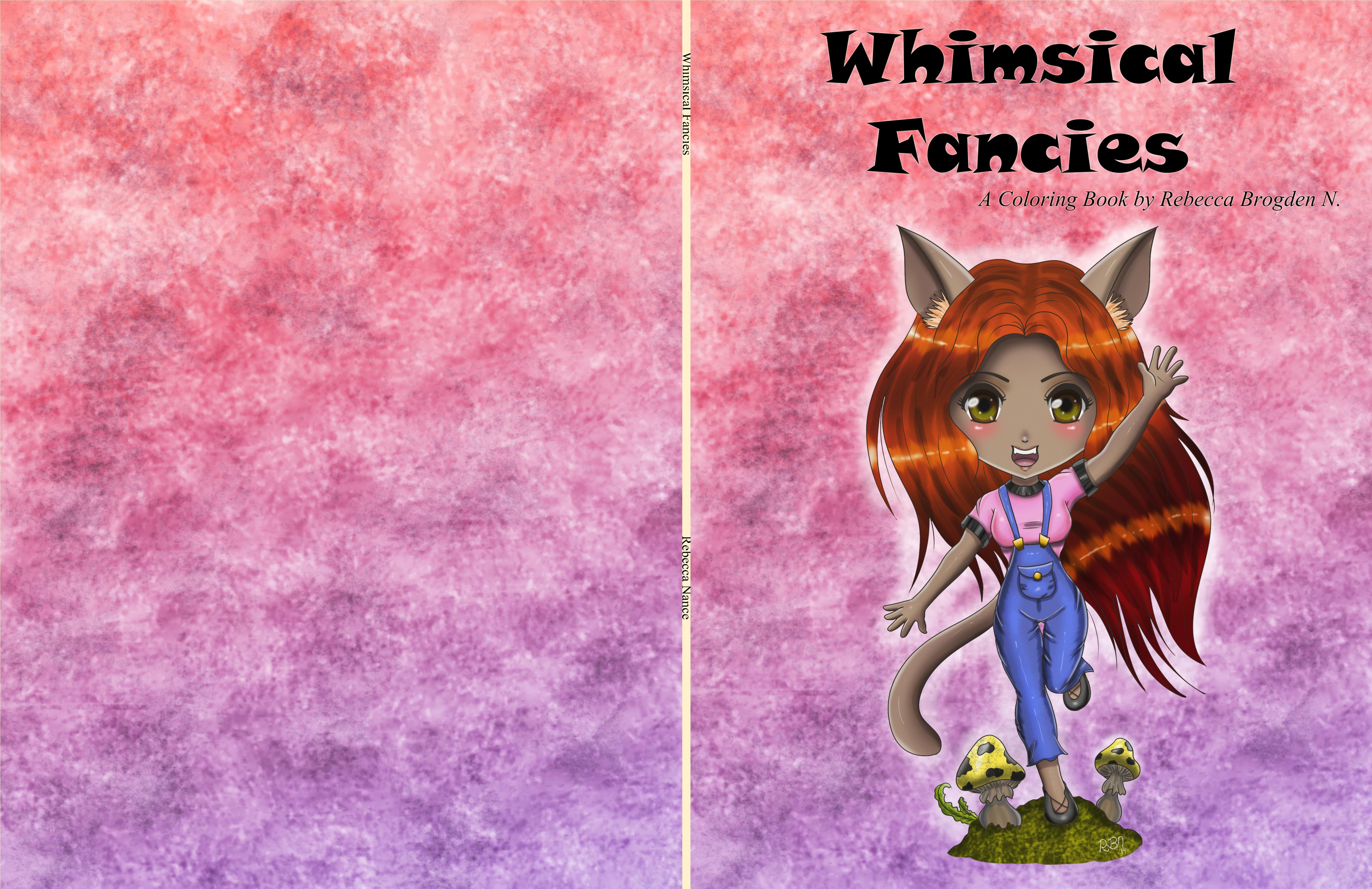 Whimsical Fancies cover image