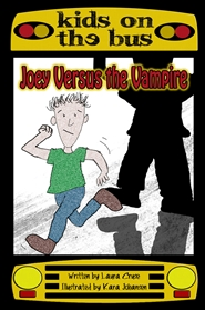 Joey Versus the Vampire cover image