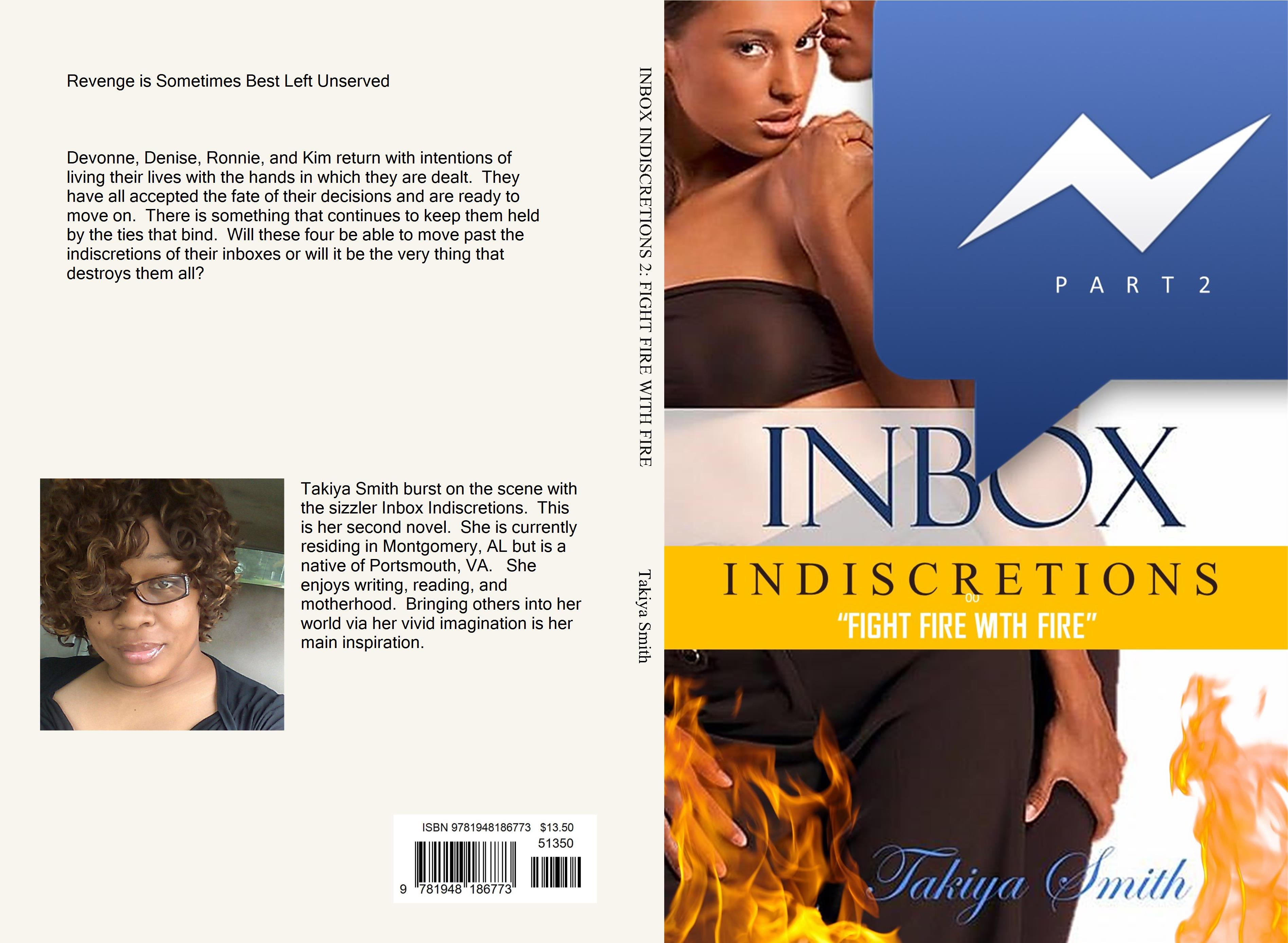 INBOX INDISCRETIONS 2: FIGHT FIRE WITH FIRE cover image