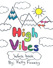 High Vibes Workbook cover image