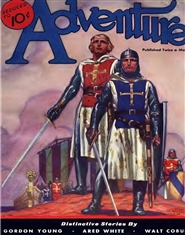 Adventure 1932 December cover image