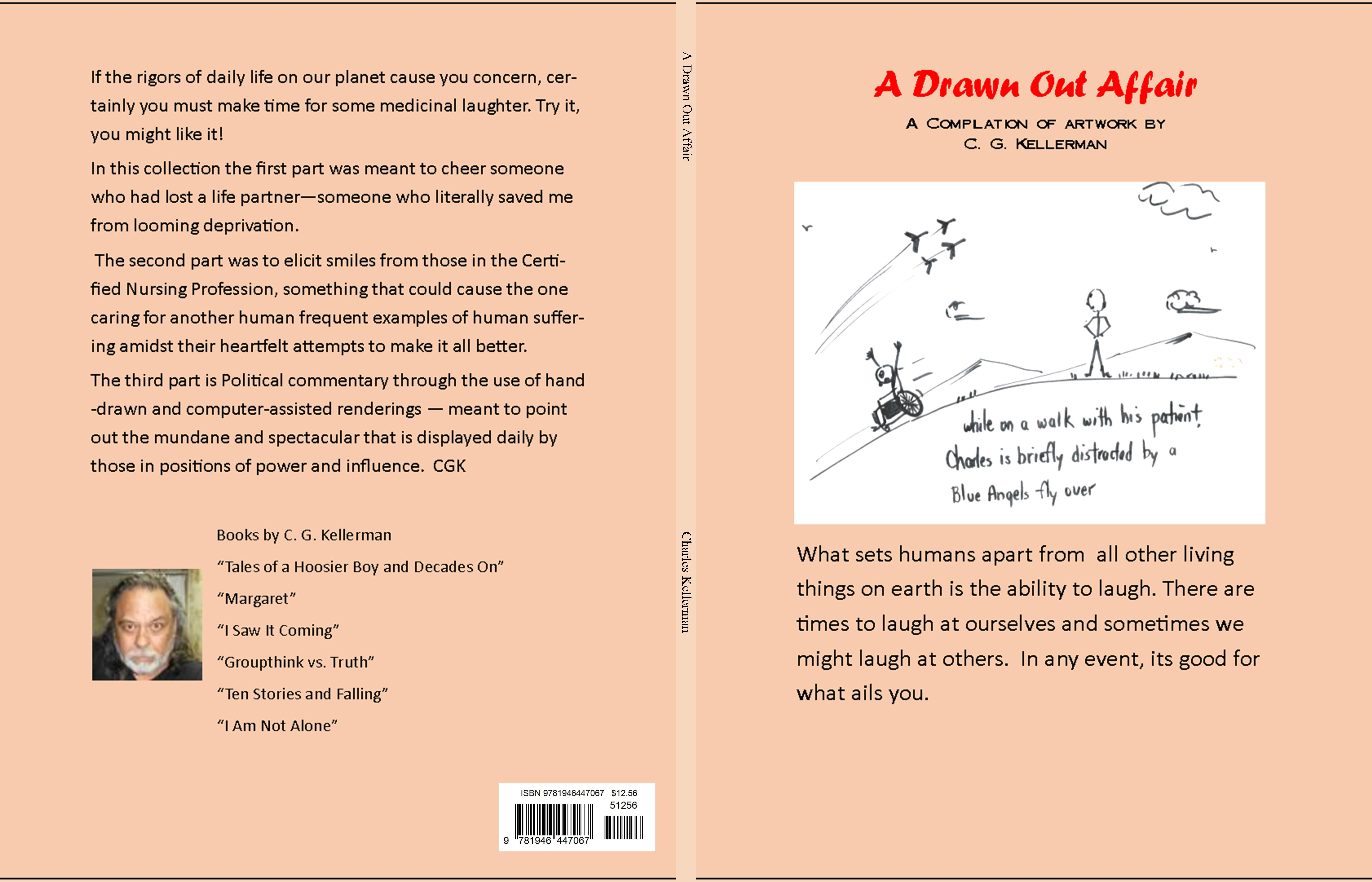 A Drawn Out Affair cover image