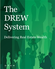 The DREW System Delivering Real Estate Wealth cover image