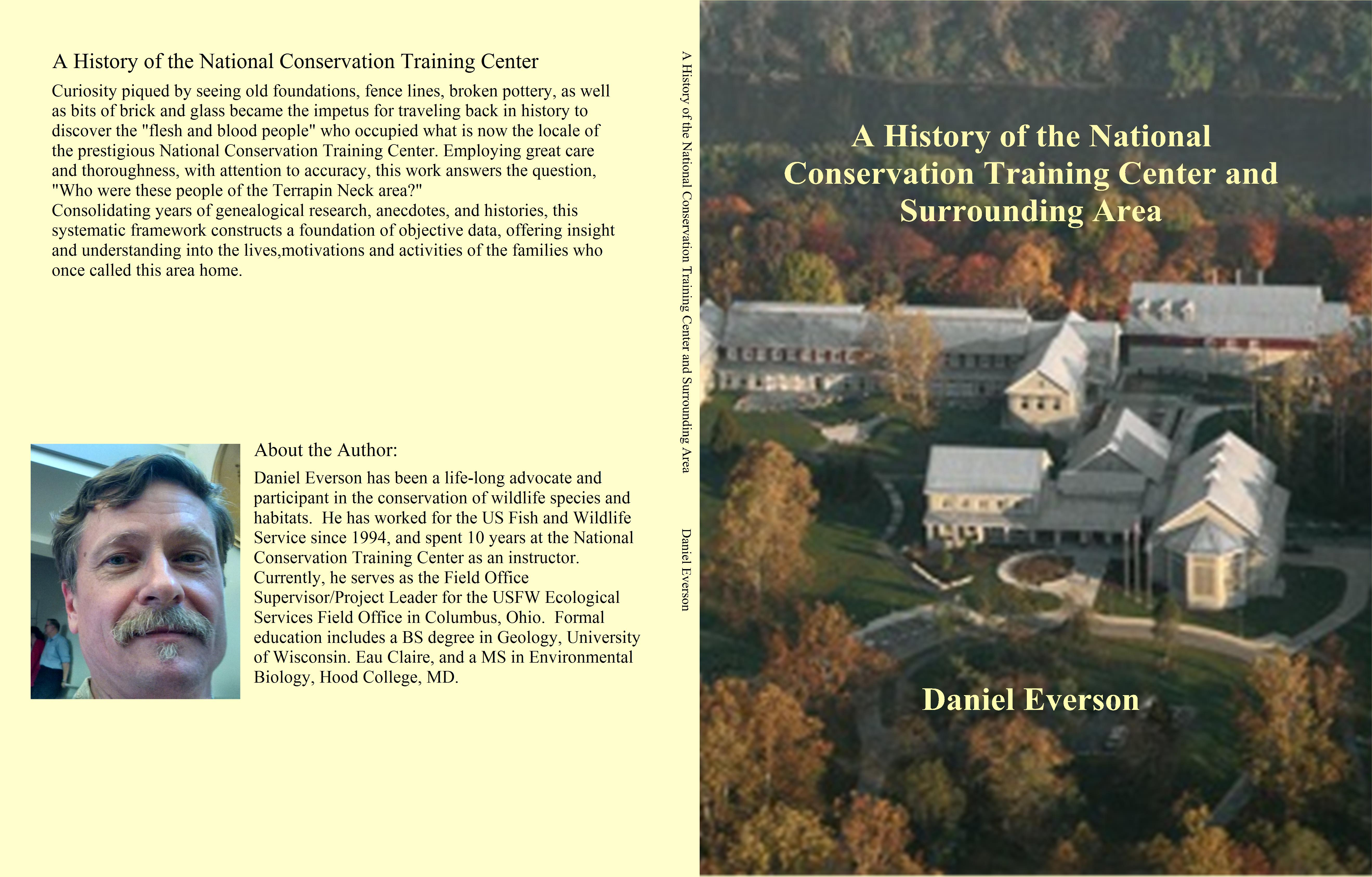 A History of the National Conservation Training Center and Surrounding Area cover image