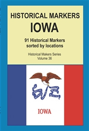 Historical Marker IOWA cover image