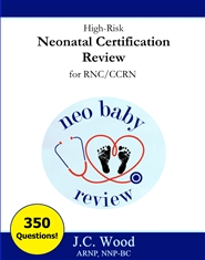 High-Risk Neonatal Certification Review for RNC/CCRN cover image