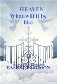 HEAVEN - What will it be like cover image