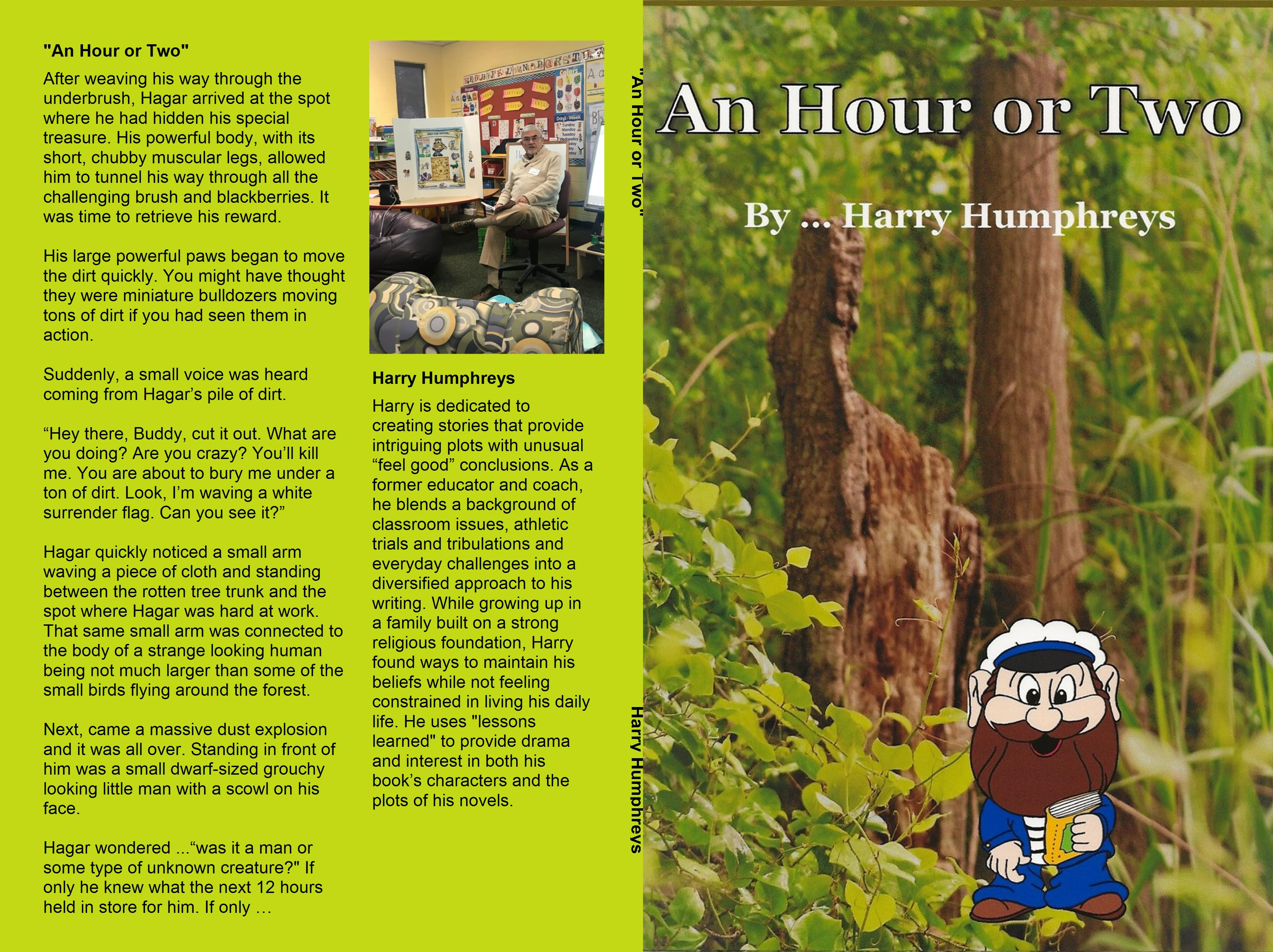 """An Hour or Two"" cover image"