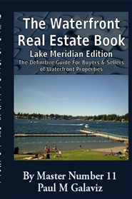 The Waterfront Real Estate Book-Lake Meridian Edition cover image