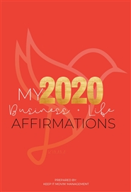 2020 Business + Life Affirmations cover image