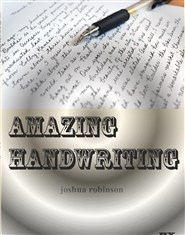 AMAZING HANDWRITING cover image