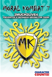 Empowerment Center MK7 2MUCH 2LIVE4 Teen Driving cover image