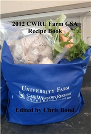 2012 CWRU Farm CSA Recipe Book cover image