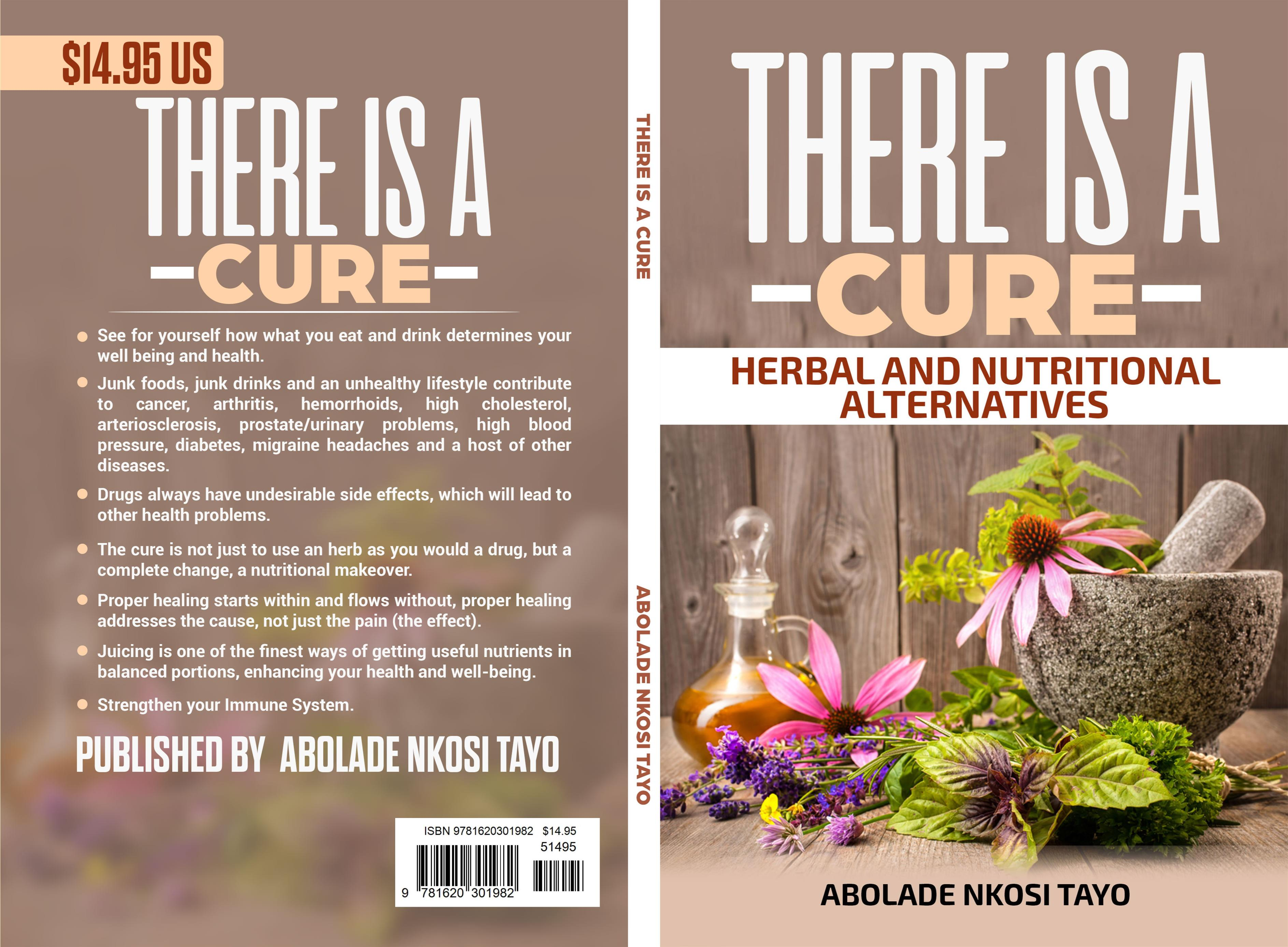 There is a cure.  cover image