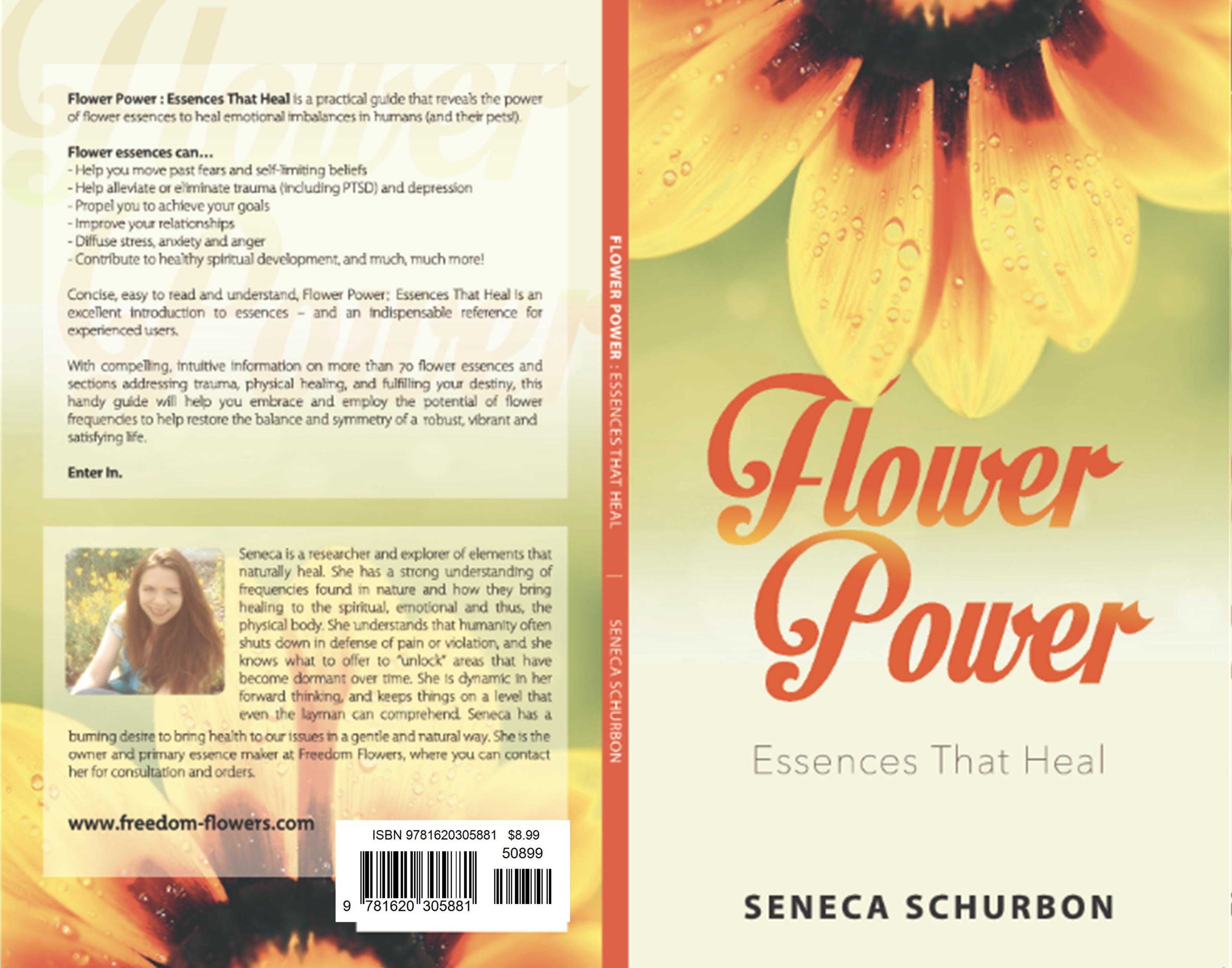Flower Power Essences That Heal cover image