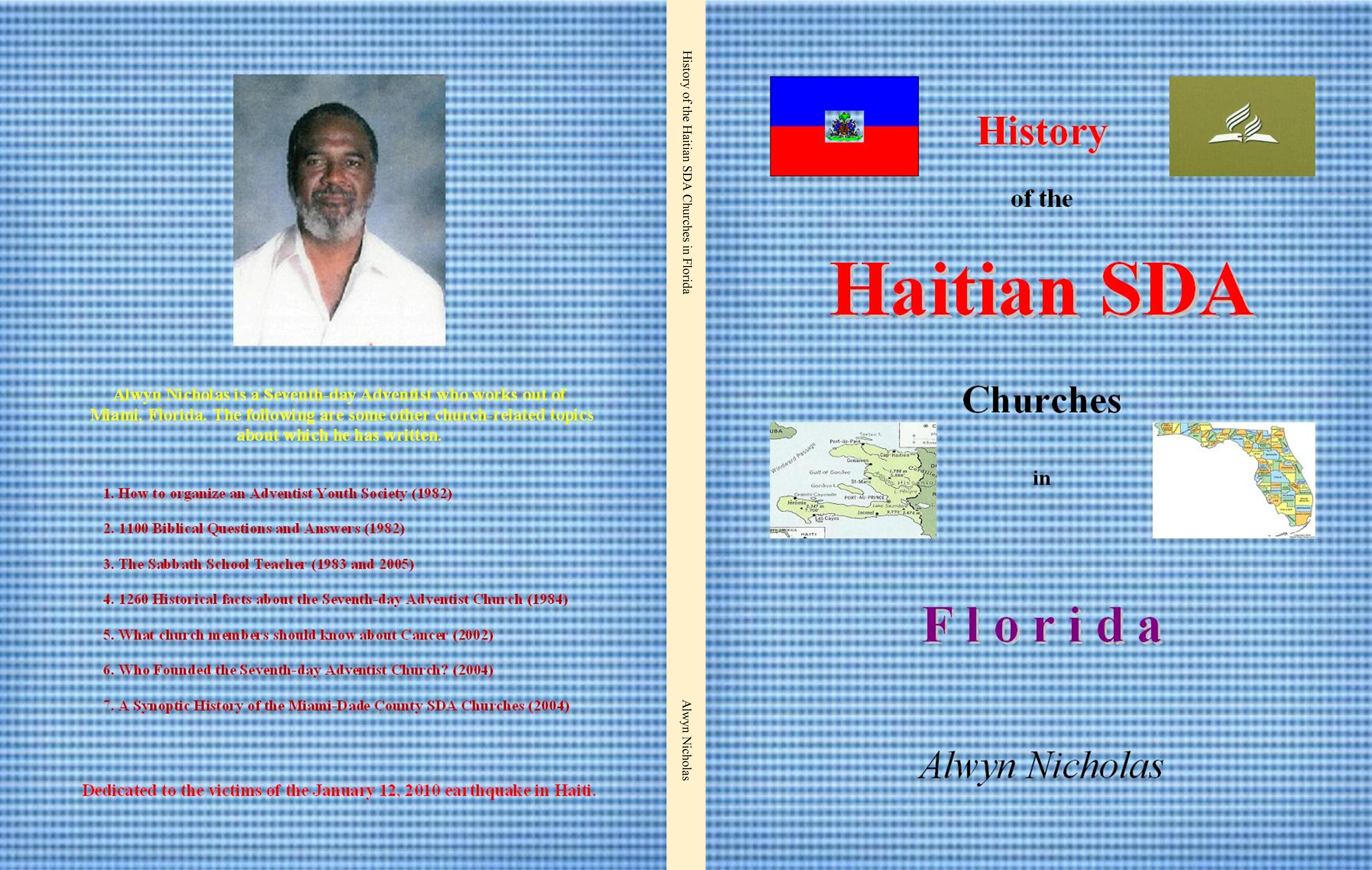 History of the Haitian SDA Churches in Florida cover image