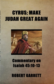 CYRUS; MAKE JUDAH GREAT AGAIN cover image