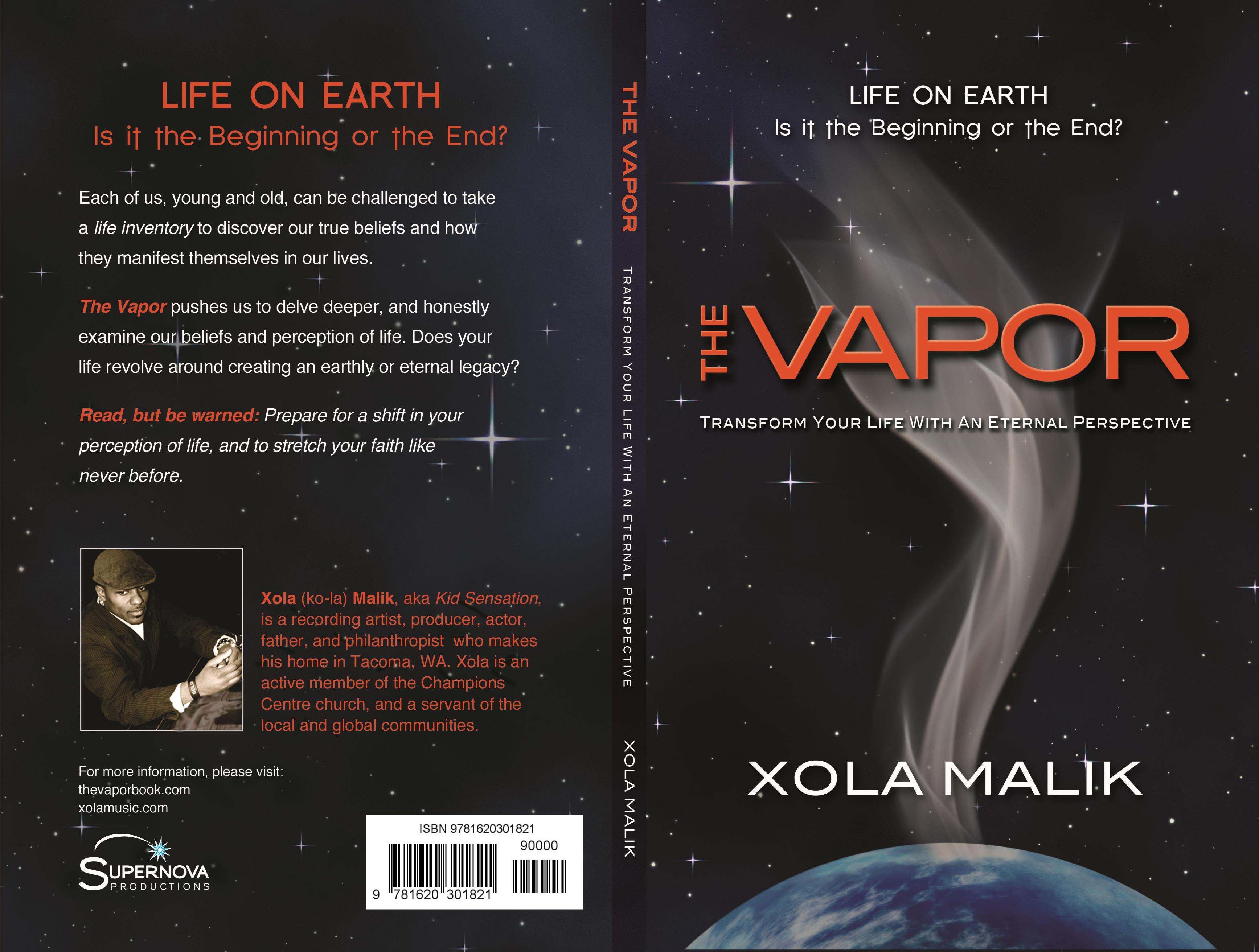 The Vapor cover image