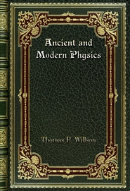 Ancient and Modern Physics cover image
