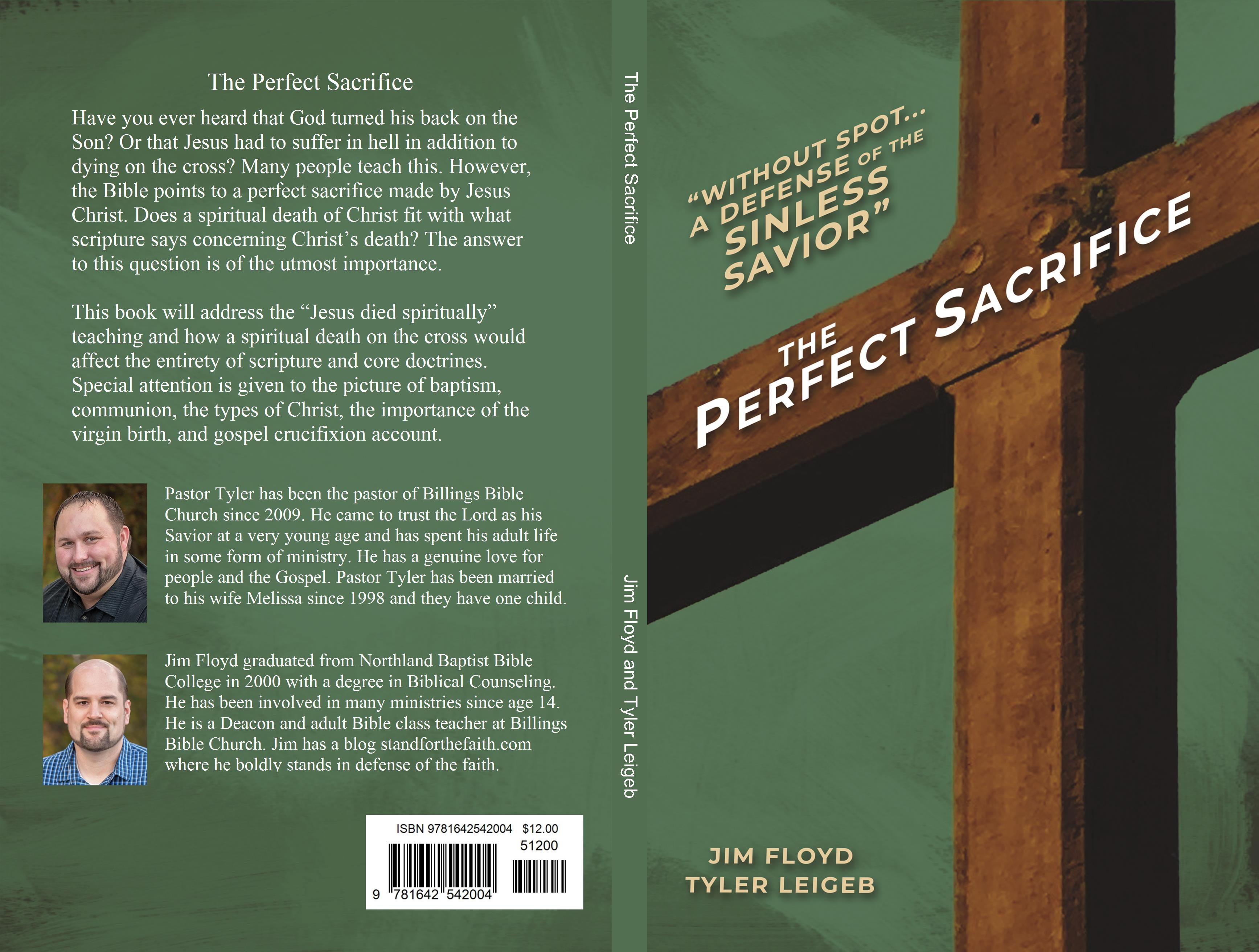 The Perfect Sacrifice cover image