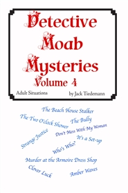 Detective Moab Mysteries Vol 4 cover image
