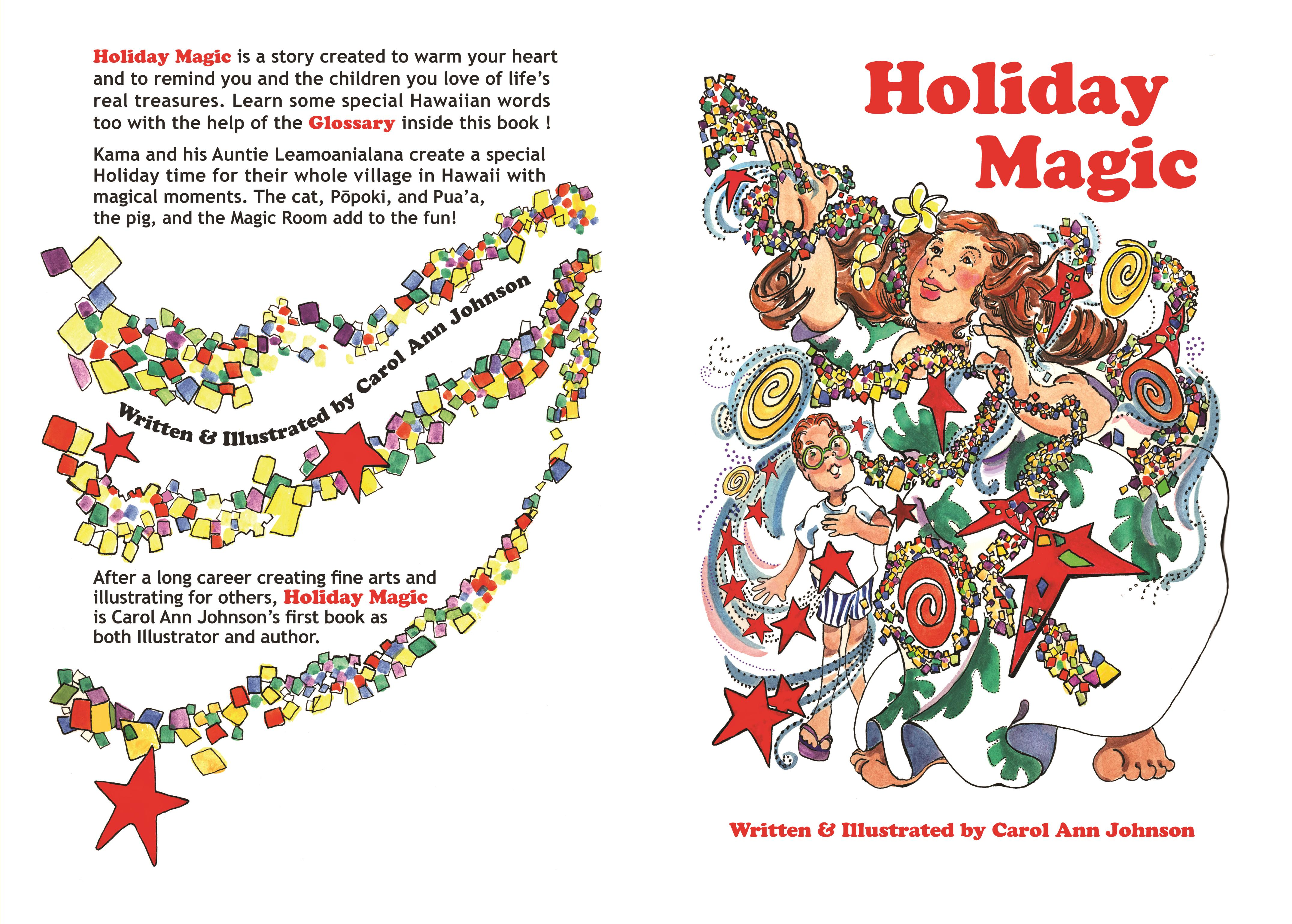 Holiday Magic cover image
