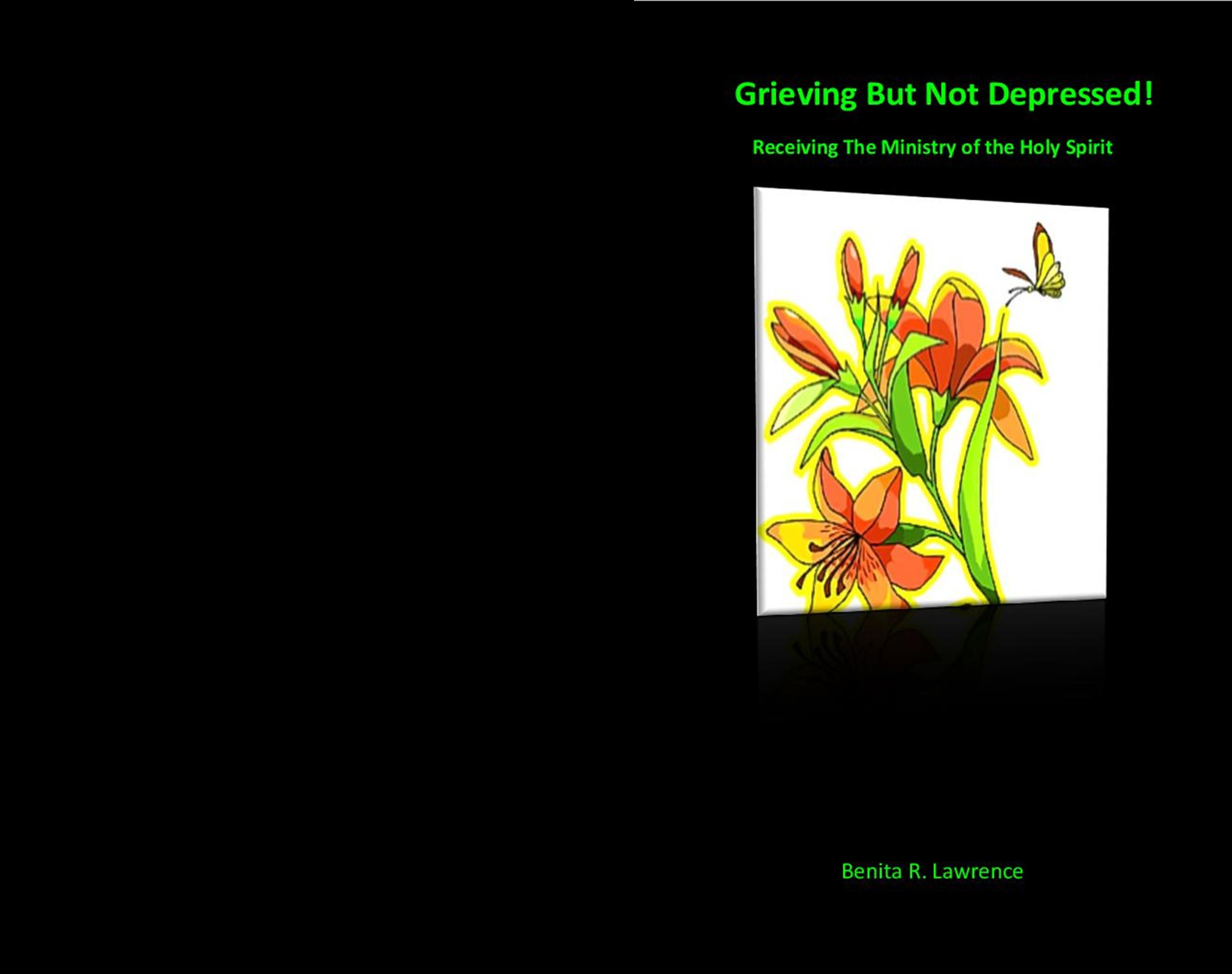 Grieving But Not Depressed! cover image