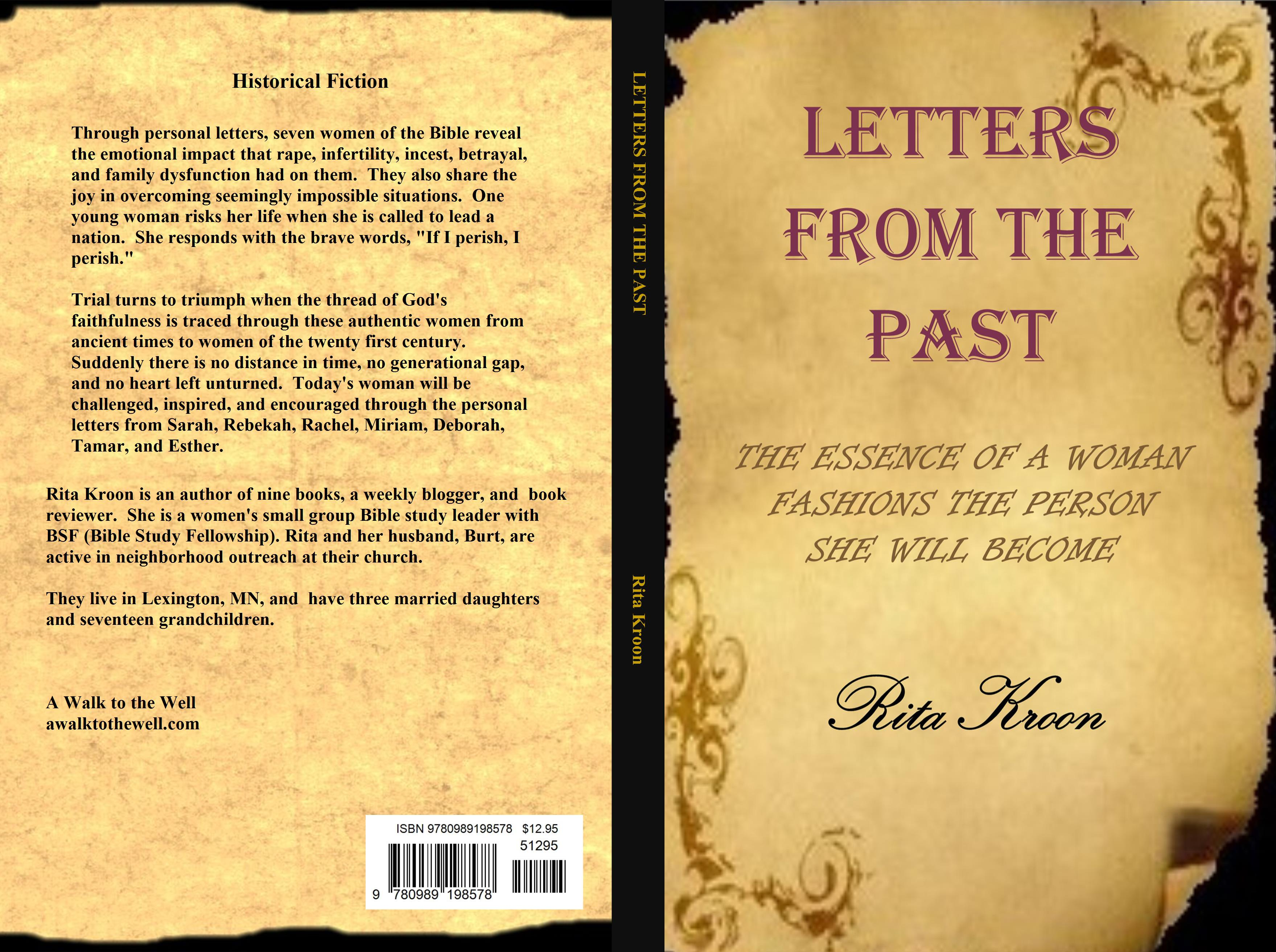 LETTERS FROM THE PAST cover image