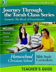 Genesis: The Book of Foundations, Homeschool Teacher
