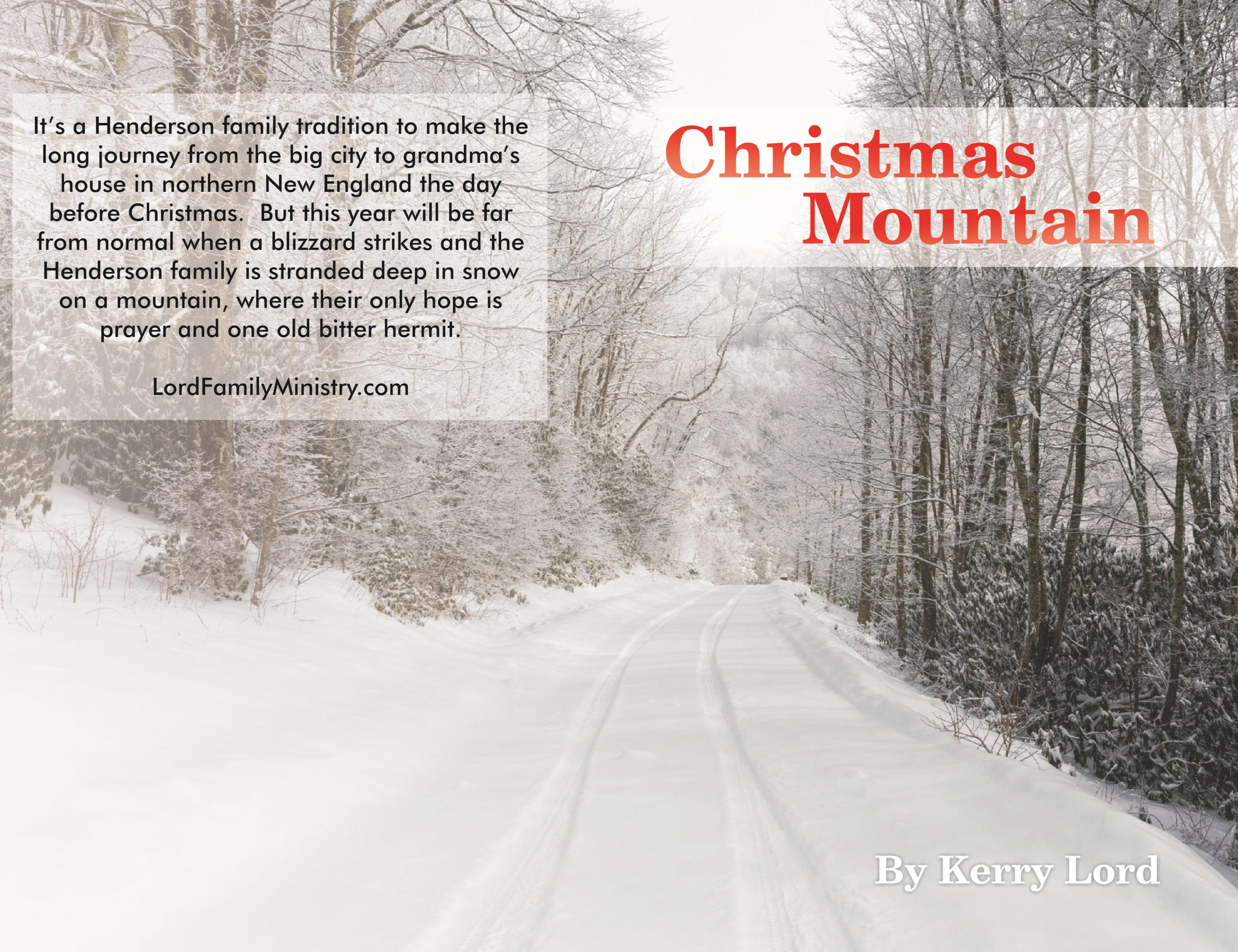 Christmas Mountain cover image