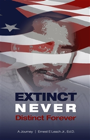 EXTINCT NEVER, DISTINCT FOREVER cover image