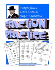 Fraction Practice cover image